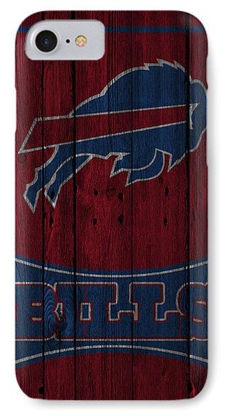 Buffalo Bills IPhone Case by Joe Hamilton