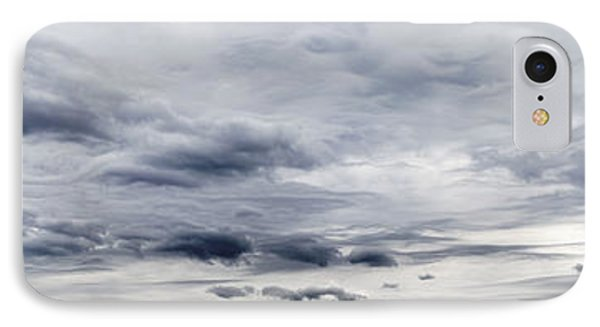 Clouds Phone Case by Les Cunliffe