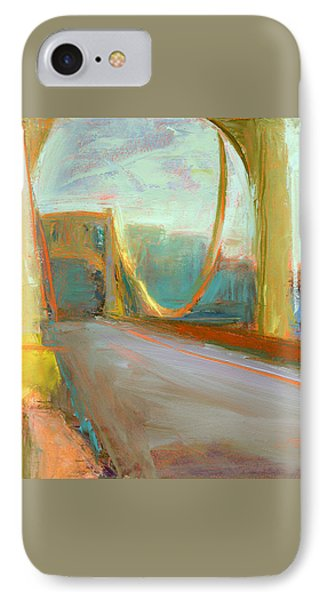 Architecture iPhone 7 Case - Rcnpaintings.com by Chris N Rohrbach