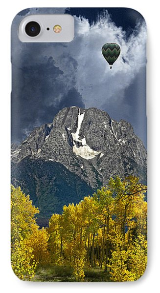3740 IPhone Case by Peter Holme III