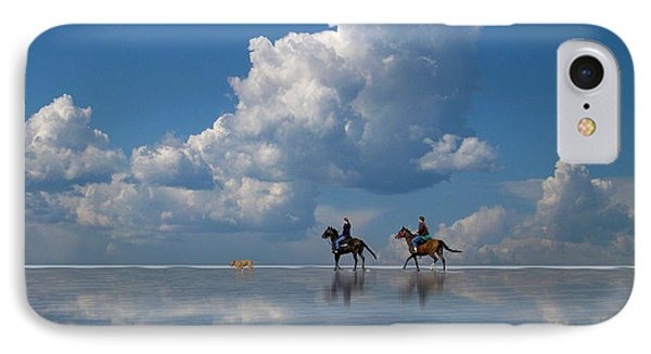 3747 IPhone Case by Peter Holme III
