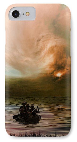 3769 IPhone Case by Peter Holme III