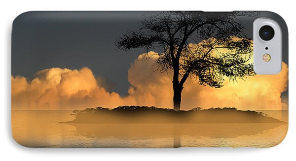 3806 IPhone Case by Peter Holme III