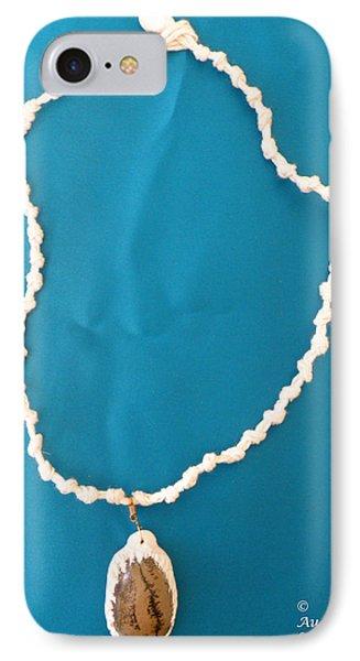 Aphrodite Gamelioi Necklace Phone Case by Augusta Stylianou