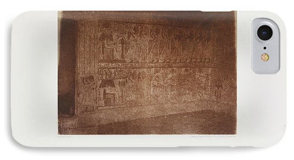 Photograph Of The Egyptian Landscape IPhone Case by British Library