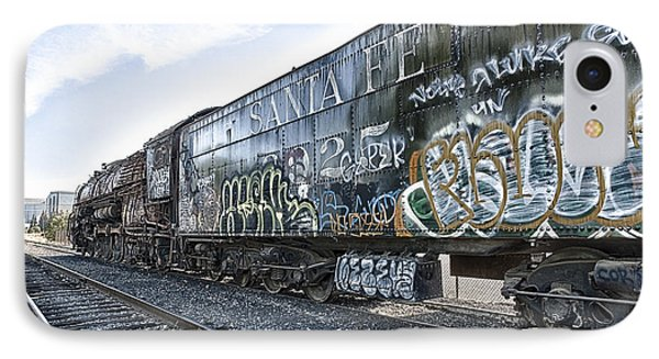 4 8 4 Atsf 2925 In Repose IPhone Case by Jim Thompson