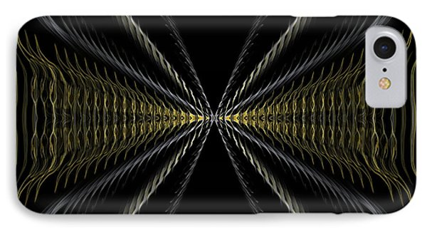 Abstract 100 Phone Case by J D Owen