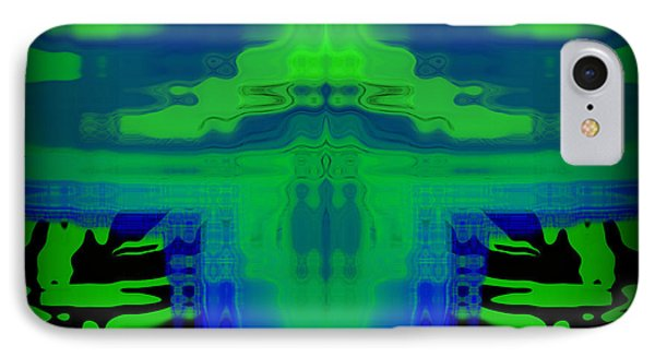 Abstract 101 Phone Case by J D Owen