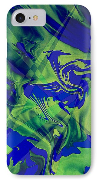 Abstract 32 Phone Case by J D Owen