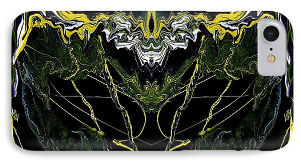 Abstract 42 Phone Case by J D Owen