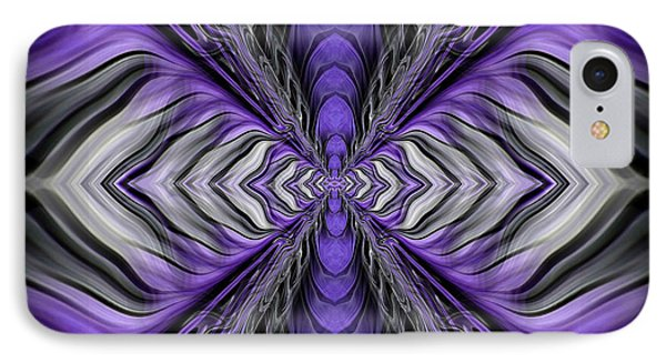 Abstract 73 Phone Case by J D Owen