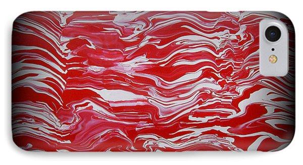 Abstract 85 Phone Case by J D Owen