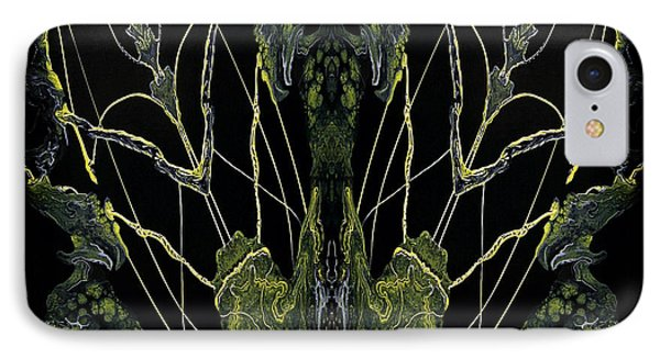 Abstract 92 Phone Case by J D Owen