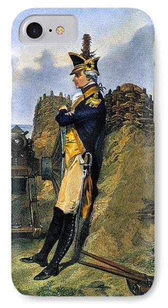 Alexander Hamilton Phone Case by Granger