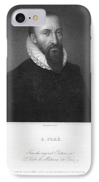 Ambroise Pare (1517?-1590) Phone Case by Granger