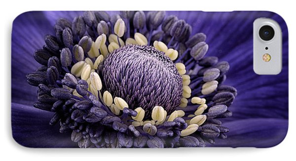 Anemone Phone Case by Mark Johnson