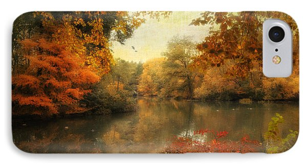Autumn Afternoon  Phone Case by Jessica Jenney