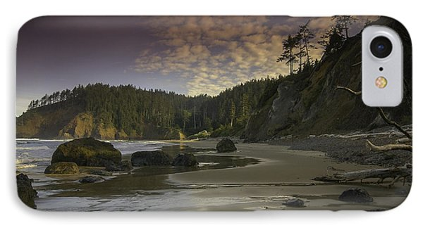 Beautiful Oregon Coast IPhone Case by Jean-Jacques Thebault