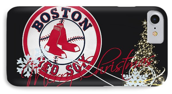 Boston Red Sox IPhone Case