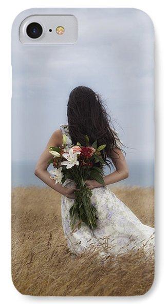 Bouquet Of Flowers Phone Case by Joana Kruse