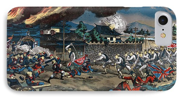 Boxer Rebellion, 1900 IPhone Case by Granger