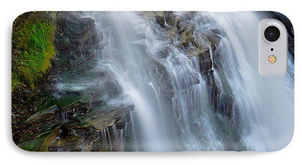 Brandywine Falls Phone Case by Frozen in Time Fine Art Photography