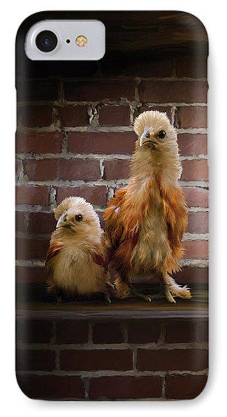 4. Brick Chicks IPhone Case
