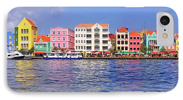 Buildings At The Waterfront IPhone Case
