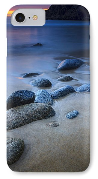 IPhone Case featuring the photograph Campelo Beach Galicia Spain by Pablo Avanzini