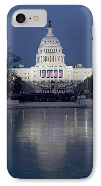Capitol Building IPhone Case