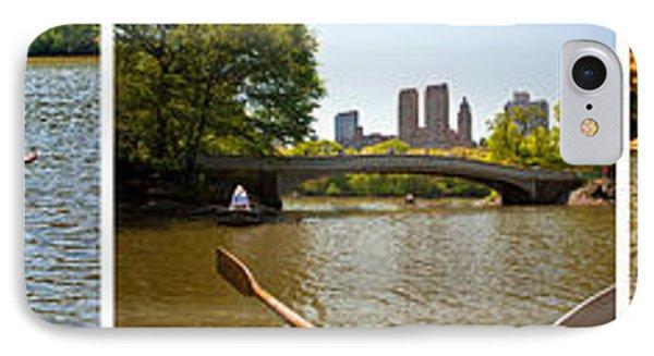 Central Park Afternoon Phone Case by Madeline Ellis