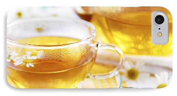 Chamomile Tea IPhone Case