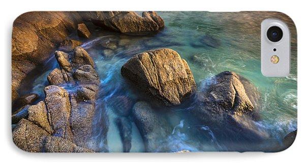 IPhone Case featuring the photograph Chanteiro Beach Galicia Spain by Pablo Avanzini