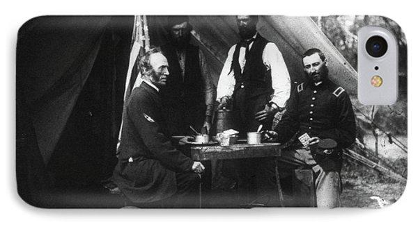 Civil War Yorktown, 1862 IPhone Case