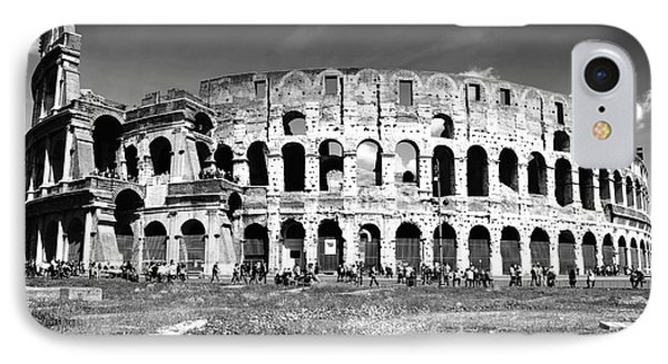 Colosseum Phone Case by Stefano Senise