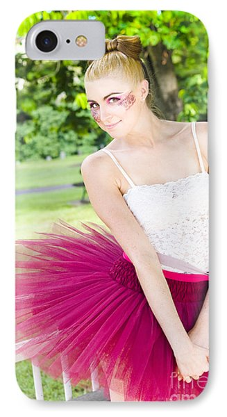 Dancer IPhone Case by Jorgo Photography - Wall Art Gallery