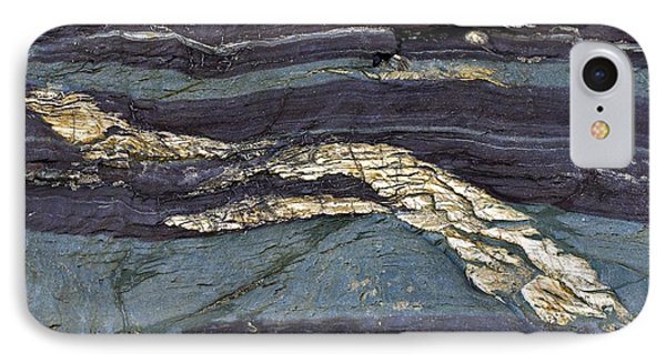Devonian Slates IPhone Case by Dr Keith Wheeler