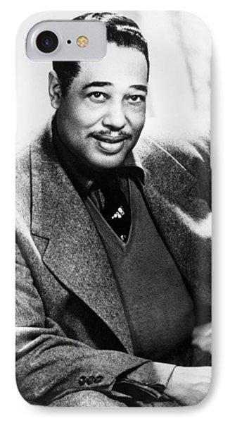 Duke Ellington (1899-1974) Phone Case by Granger