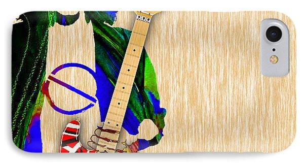 Eddie Van Halen Special Edition IPhone Case
