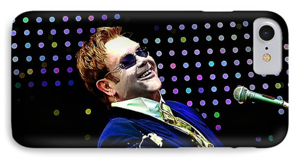 Elton John IPhone 7 Case