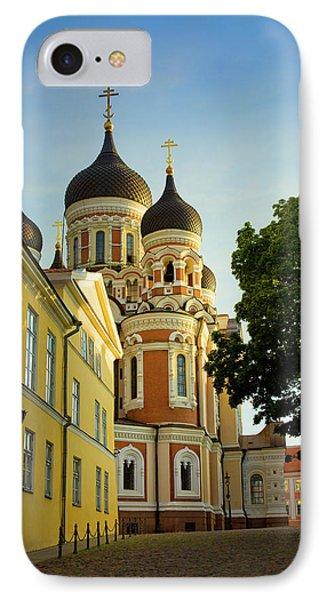 Estonia, Tallinn IPhone Case by Jaynes Gallery