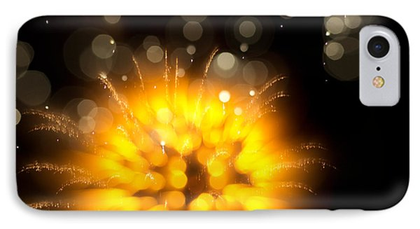 Fireworks Art Phone Case by Benjamin Simeneta
