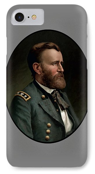 General Grant Phone Case by War Is Hell Store