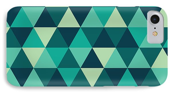 Repeat iPhone 7 Case - Geometric Art by Mike Taylor