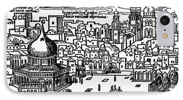Holy Land Jerusalem IPhone Case by Granger
