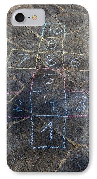 Hopscotch Phone Case by Joana Kruse