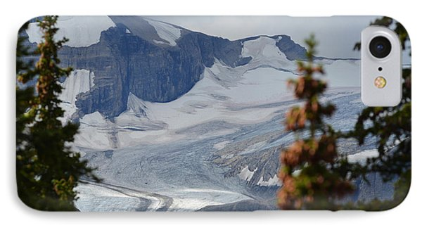IPhone Case featuring the photograph Icefield by Yue Wang