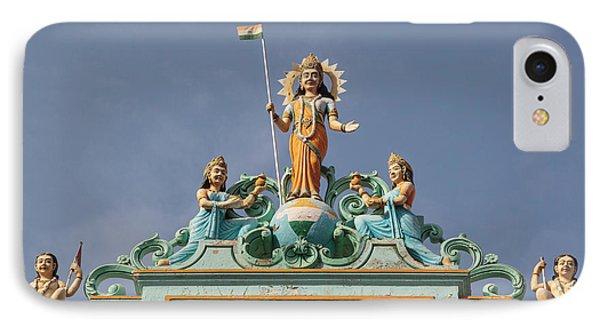 India, Rajasthan, Jhunjhunu District IPhone Case by Alida Latham