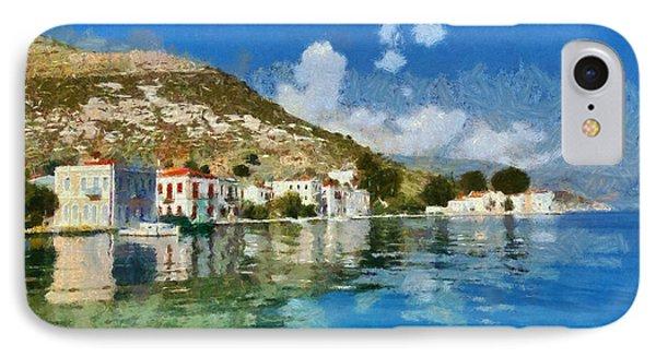 Kastellorizo Island Phone Case by George Atsametakis