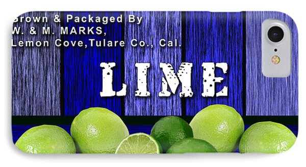 Lime Farm IPhone Case